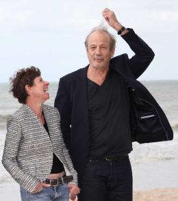 Marion Vernoux 27ème Festival du Film Romantique de Cabourg 2013 photo 4 sur 8