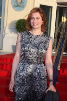 photo 17/130 - 27�me Festival du Film Romantique de Cabourg 2013 - Emmanuelle Devos - © Isabelle Vautier pour CommeAuCinema.com