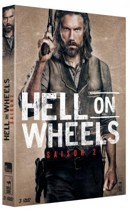 photo 1/2 - Hell on Wheels - Saison 2 - © Wild Side Video