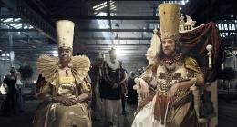 photo 7/17 - Lisette Malidor, F. Murray Abraham - Goltzius et la Compagnie du Pélican - © Epicentre Films