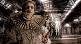 photo 2/17 - Lars Eidinger - Goltzius et la Compagnie du Pélican - © Epicentre Films