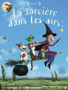 photo 11/11 - La Sorci�re dans les Airs - © Les Films du Pr�au