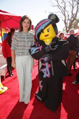photo 68/109 - Cobie Smulders - Avant-première américaine de La Grande Aventure Lego - La Grande Aventure Lego - © Warner Bros