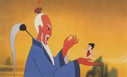 photo 1/2 - Le prince Nezha triomphe du roi dragon - © Les Films de l'Atalante