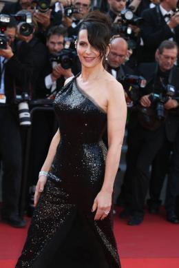 Juliette Binoche Cannes 2017 Clôture Tapis photo 1 sur 332