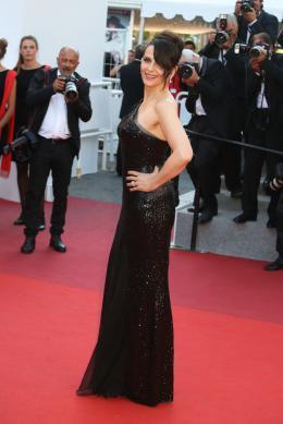 Juliette Binoche Cannes 2017 Clôture Tapis photo 2 sur 332
