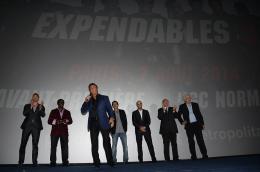 photo 45/124 - Kellan Lutz, Wesley Snipes, Sylvester Stallone, Antonio Banderas, Jason Statham - Expendables 3 - © Metropolitan Film