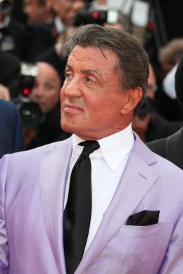 photo 32/172 - 67�me Festival International du Film de Cannes 2014 - Sylvester Stallone - © Isabelle Vautier pour CommeAuCinema.com