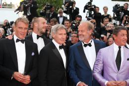 photo 27/172 - 67�me Festival International du Film de Cannes 2014 - Sylvester Stallone - © Isabelle Vautier pour CommeAuCinema.com