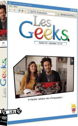 photo 1/1 - Les Geeks - Saison 1 - © LBL 42