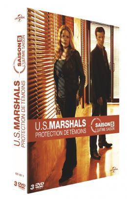 photo 1/1 - US Marshal Protection de témoins - Saison 5 - © Universal Pictures Vidéo