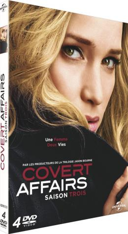 photo 1/1 - Covert Affairs - Saison 3 - © Universal Pictures Vid�o