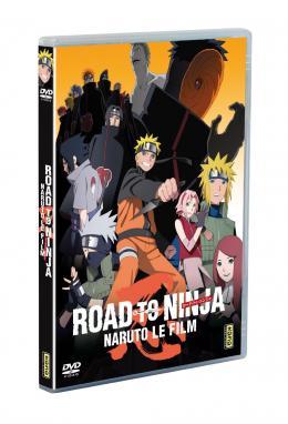 photo 2/2 - Naruto - Le Film : Road to Ninja - © Kana Home Video