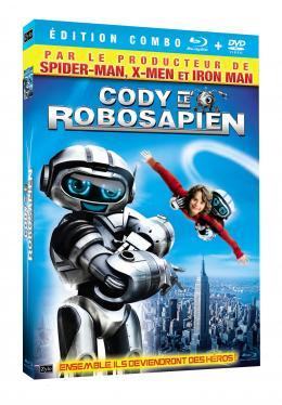 photo 2/19 - Couverture DVD / Cody le Robosapien - Cody le Robosapien - © Zylo