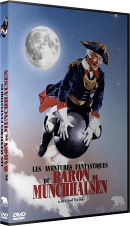 photo 1/4 - Les aventures fantastiques du Baron de Münchhausen - © Artus Films