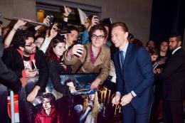 Tom Hiddleston Avant-premi�re de Crimson Peak � Paris photo 6 sur 100
