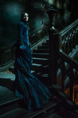 photo 34/75 - Jessica Chastain - Crimson Peak - © Universal Pictures International France