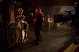 photo 16/75 - Mia Wasikowska, Guillermo del Toro - Crimson Peak - © Universal Pictures International