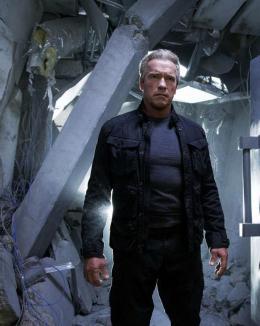 photo 17/55 - Arnold Schwarzenegger - Terminator : Genisys