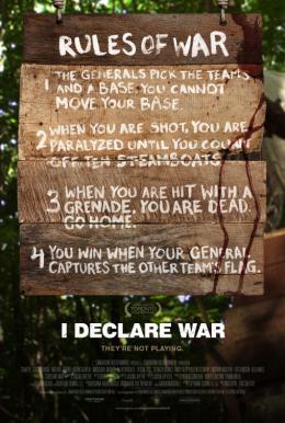 photo 4/4 - I Declare War