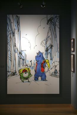 photo 183/185 - Monstres Academy - © Walt Disney Studios Motion Pictures France