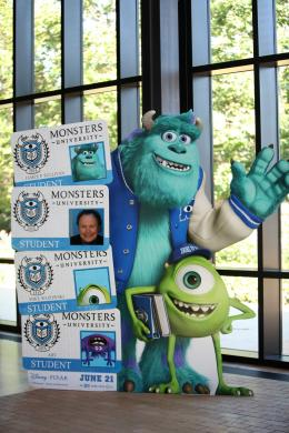 photo 139/185 - Billy Crystal - Monstres Academy - © Walt Disney Studios Motion Pictures France