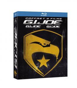 photo 1/2 - Coffret G.I. Joe : Le Réveil du Cobra + Conspiration - © Paramount Home Entertainment Video