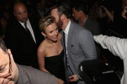 photo 63/122 - Scarlett Johansson, Chris Evans - Avant-première à Los Angeles - Avengers : L'Ère d'Ultron - © Getty Images - Disney