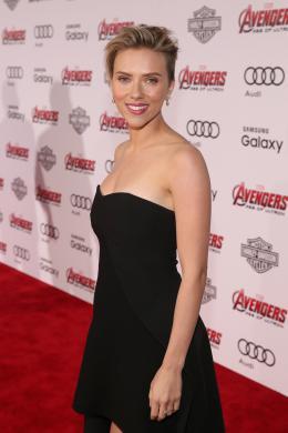 photo 56/122 - Scarlett Johansson - Avant-première à Los Angeles - Avengers : L'Ère d'Ultron - © Getty Images - Disney