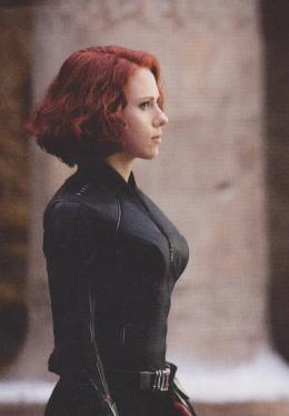 photo 28/122 - Scarlett Johansson - Avengers : L'Ère d'Ultron - © Entertainment Weekly