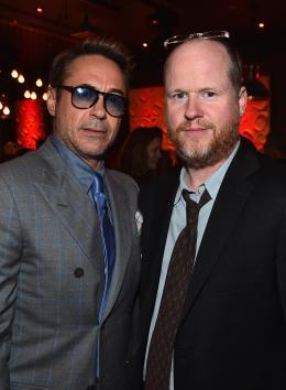 Joss Whedon Avengers : L'�re d'Ultron - Avant-premi�re � Los Angeles photo 2 sur 15