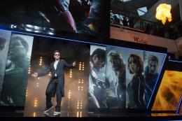 photo 75/122 - Robert Downey Jr - Avant-première à Londres - Avengers : L'Ère d'Ultron - © Getty Images - Disney