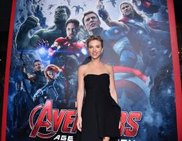 photo 58/122 - Scarlett Johansson - Avant-première à Los Angeles - Avengers : L'Ère d'Ultron - © Getty Images - Disney