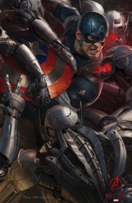 photo 113/122 - Avengers : L'Ère d'Ultron - © Marvel