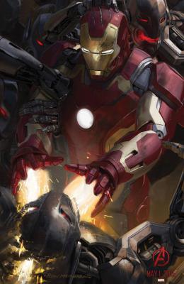 photo 117/122 - Avengers : L'Ère d'Ultron - © Marvel