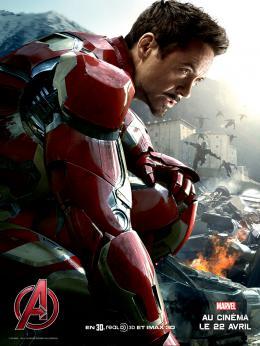 photo 97/122 - Avengers : L'Ère d'Ultron - © Walt Disney Motion Pictures France