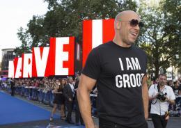 photo 122/183 - Vin Diesel - Avant-première à Londres - Les Gardiens de la Galaxie - © Walt Disney Studios Motion Pictures France