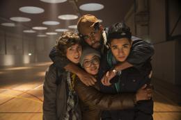 photo 5/10 - Samy Seghir, Laouni Mouhid, Thomas Soliveres, Melha Bedia - À Toute Épreuve - © Gaumont Distribution