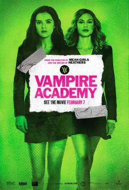photo 35/43 - Lucy Fry, Zoey Deutch - Vampire Academy - © Metropolitan Film