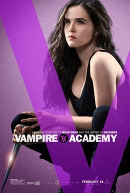 photo 29/43 - Zoey Deutch - Vampire Academy - © Metropolitan Film