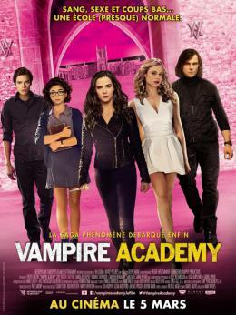 photo 31/43 - Lucy Fry, Zoey Deutch - Vampire Academy - © Metropolitan Film