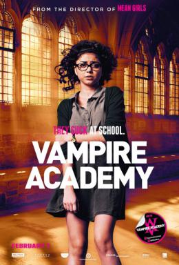 Sarah Hyland Vampire Academy photo 7 sur 17