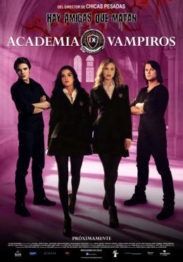 photo 30/43 - Lucy Fry, Zoey Deutch - Vampire Academy - © Metropolitan Film