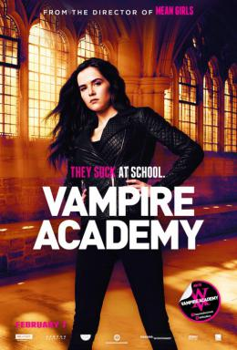 photo 32/43 - Zoey Deutch - Vampire Academy - © Metropolitan Film