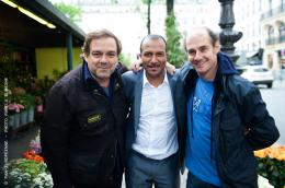 photo 9/27 - Pascal Légitimus, Bernard Campan, Didier Bourdon - Les Trois Frères le retour - © Wild Bunch Distribution