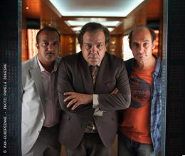 photo 5/27 - Pascal Légitimus, Bernard Campan, Didier Bourdon - Les Trois Frères le retour - © Wild Bunch Distribution