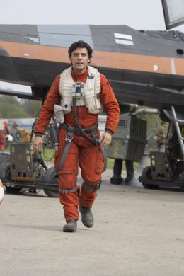 Oscar Isaac Star Wars - Le R�veil de la Force photo 9 sur 65