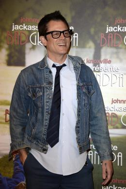 photo 36/43 - Johnny Knoxville - Avant-premi�re parsienne du film Bad Grandpa - Bad Grandpa - © Paramount