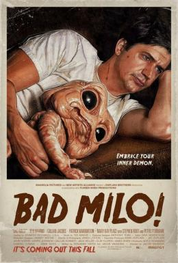 photo 2/3 - Bad Milo !