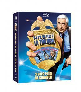 photo 1/1 - Y a-t-il un flic ? La Trilogie - © Paramount Home Entertainment Video